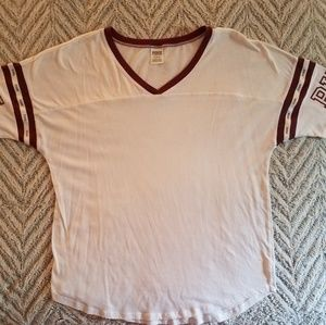 PINK by Victoria's Secret short sleeved tee!
